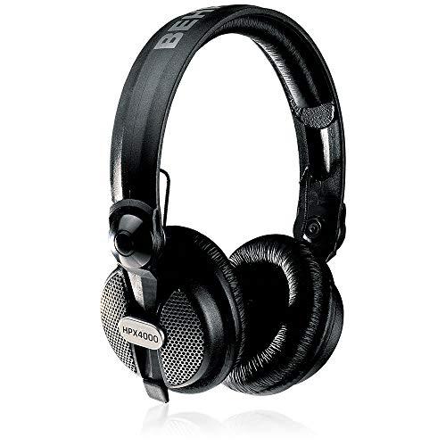 Behringer HEADPHONES HPX4000 Hochpräzisions-DJ-Kopfhörer