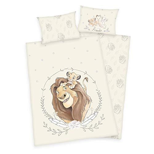 Disney el Rey León Simba Mufasa Baby Ropa de Cama Set Lion Guard 100x135cm
