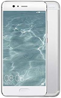 Teléfono ficticio, exhibición del teléfono, Juguete, réplica de Modelo Que no Funciona, con Pantalla de Imagen de menú, Huawei Vicky 51603144 - Maniquí místico de Plata Huawei P10
