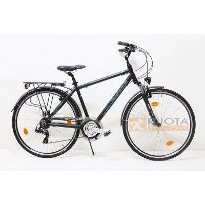 Bianchi City Bike 28' Uomo Spillo Onice 21V Nero (47 (M))