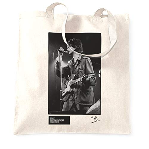 Rock Photographers Collective Echo & The Bunnymen live AP Stofftaschen - Weiß/One Size