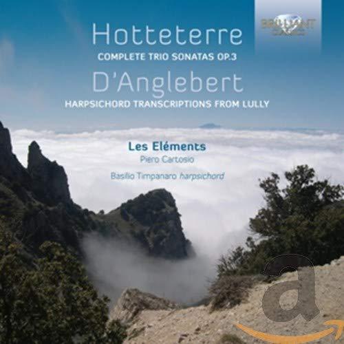 Jacques-Martin Hotteterre : Sonate en Trio, OP.3