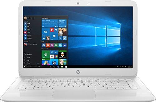 Hp Stream 14-Cb107Nl Bianco Computer Portatile 35,6cm (14\') 1366x768 Pixel 1,10ghz Intelâ Celeronâ N4000
