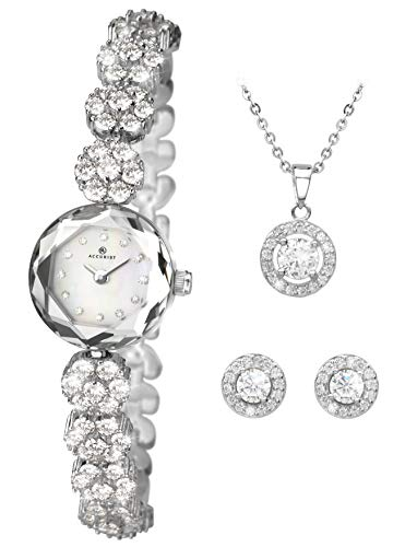 Accurist Womens Japanese Quartz ...
