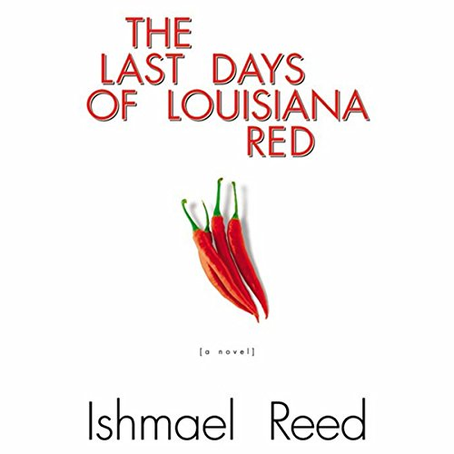 The Last Days of Louisiana Red audiobook cover art