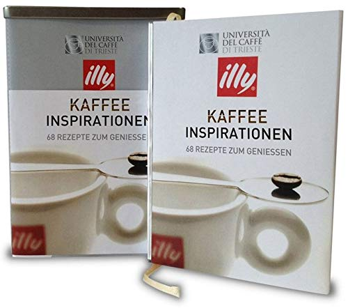Kaffee-Inspirationen: Kaffeebuch mit exklusiven Rezepten. Zeitlose Klassiker sowie besondere Zubereitungsweisen und Cocktailkreationen: 68 Rezepte zum Genießen