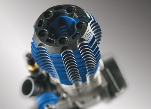 Traxxas 5407 3.3 TRX Engine, IPS Shaft with Pull Start