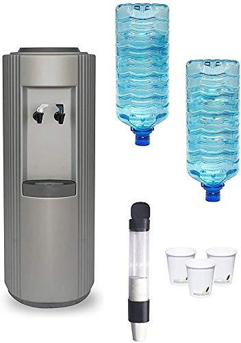 Dispensador de agua Botella de agua mineral natural, temperatura ambiente y decepcionador de agua del enfriador de agua de núcleo de baja temperatura,Water Cooler Package 2