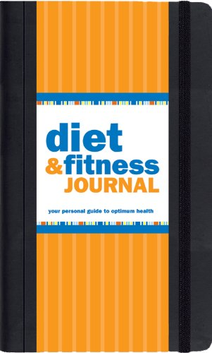 Diet & Fitness Journal (Little Black Journals)