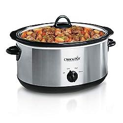 Slow cooker crock pot.