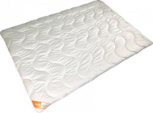 Garanta Steppdecke in 3 Größen - Duo Mikrofaser Bettdecke - Hallo Wach - Waschbar Allergiker Geeignet, Größe:155x200