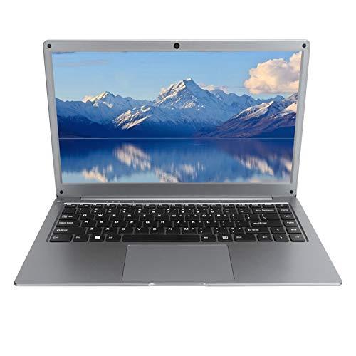 EZbook S5 14 Pulgadas Jumper Tech Laptop, RAM 4GB ROM 64GB Computadora portátil, FHD1920 × 1080, WiFi + BT4.0, Intel Atom Quad Core X5-Z8350.(Plata)