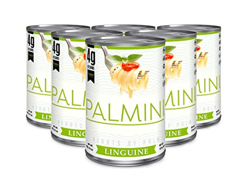 6 Cans Palmini Low Carb Gluten Free  Linguine  $19.97 (20% OFF)