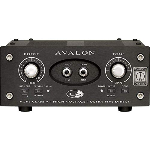 Avalon U5 15th Anniversary Edition Direct Box (Black)
