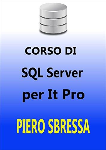 Sql Server for IT