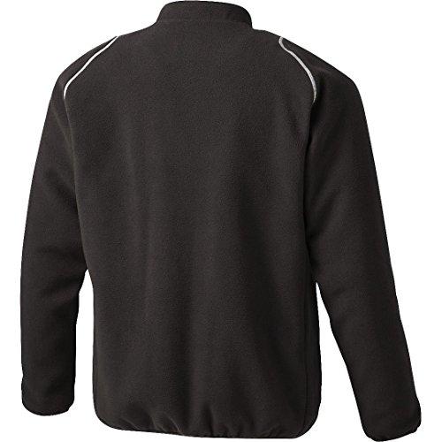 asics(アシックス) 野球 フリースジャケット BAW210 ブラック S