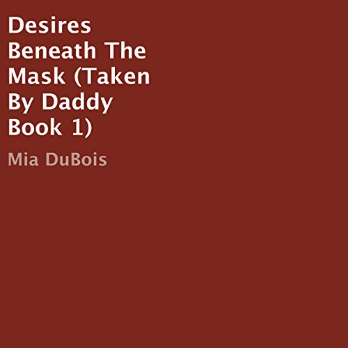 Desires Beneath the Mask audiobook cover art