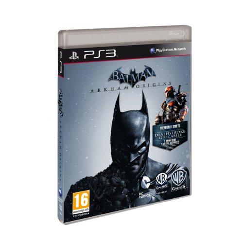 Warner Bros Batman Arkham Origins, PlayStation 3 - Juego (PlayStation 3)