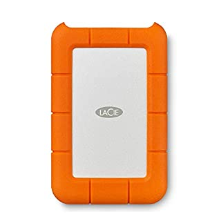 LaCie Rugged Mini, Unità Disco Esterna da 2 TB, USB 3.0, Resistente agli Urti e alle Cadute, per PC e Mac, Arancione/Grigio, 2 Anni di Servizi Rescue (LAC9000298) (B00IRV005E) | Amazon price tracker / tracking, Amazon price history charts, Amazon price watches, Amazon price drop alerts
