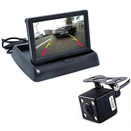 Sistema de video inalámbrico del monitor de la cámara del estacionamiento del...