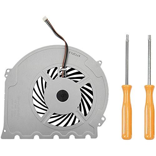 Fransande - Ventilador de repuesto interno Ksb0912Hd para kit de herramientas de modelo Ps4 Slim Cuh-2015A Cuh-2016A Cuh-2017A Cuh-20Xx Cuh-21Xx Cuh-22Xx