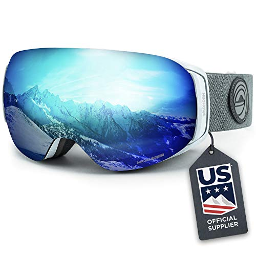 Wildhorn Roca Snowboard & Ski Goggles - US Ski Team Official...