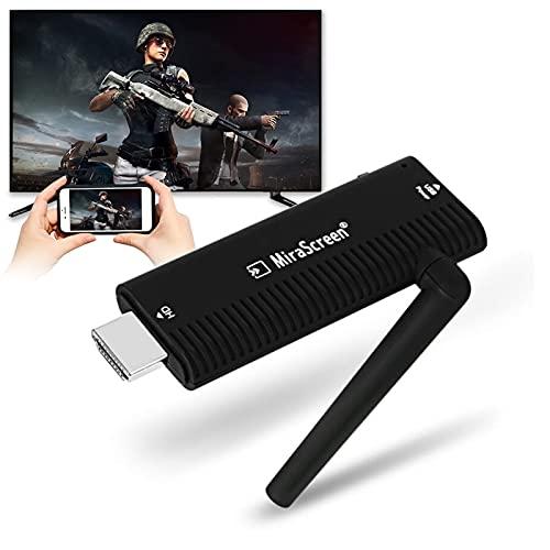 4K / 1080P Adaptador de pantalla inalámbrica, pantalla WiFi...