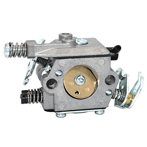 P SeekPro Carburador para Husqvarna 40 45 240EPA 240R 245R 245R EPA 245RX 245 240F 245RX EPA