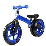 Balance Bike for Kinder im Alter von 2 bis 6 Jahre, No-Pedal Bike mit verstellbarem Sitz und Lenker,...