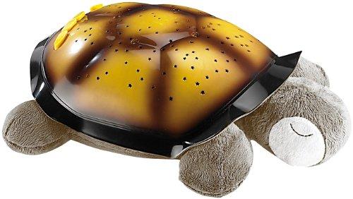 Playtastic LED-Schildkröte mit Sternbild-Projektion & Farbwechsler