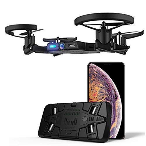 SELFLY Flying Phone Case Camera - The thinnest Ever Flying Drone with Camera, Always with You in Your Pocket, Autonomous Flight, Easy to use, Live Video (iPhone 6/7/8)