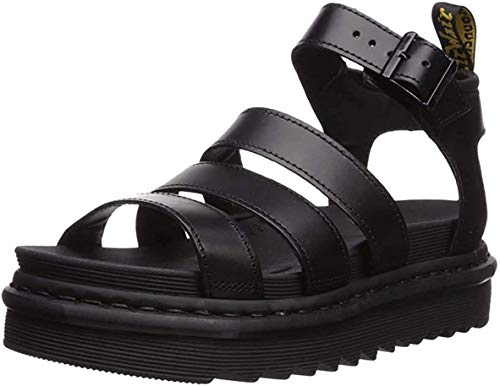 Dr. Martens - Blaire Chunky 3 Sandale für Damen, 38 EUR, Black Brando