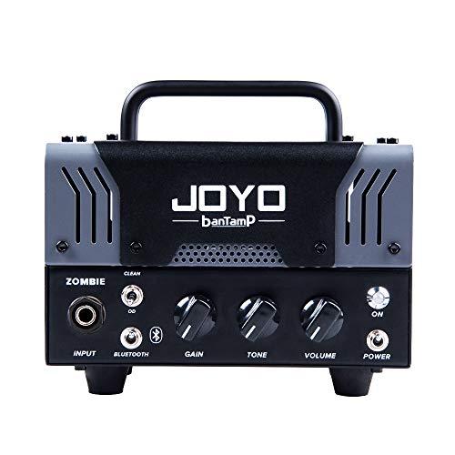 JOYO ZOMBIE Amplifier 20 Watt Hybrid Mini Tube Head Bluetooth BanTamp Series