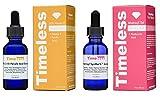 Timeless Skin Care 20% Vitamin C + E Ferulic Acid & Matrixyl Synthe '6Set-1OF EACH 30ml/1oz Size-Authorised UK SELLER