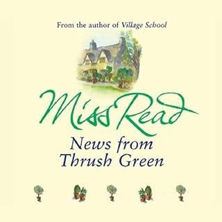 News from Thrush Green cover art