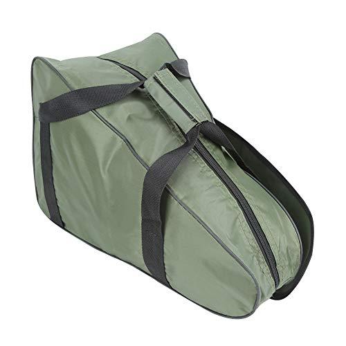Raguso Bolsa de Motosierra Estuche de Almacenamiento portátil Impermeable Protección Completa Tela Oxford Bolsa de Soporte para Motosierra