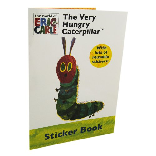The Very Hungry Caterpillar - (Sticker Book)