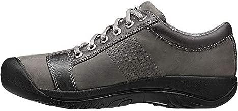 KEEN Men's Austin Hiking Shoe, Gargoyle/Neutral Gray, 16 M US