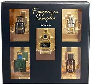 Macy's Fragrance Sampler Set For Him, Travel Size, 5-PC Set