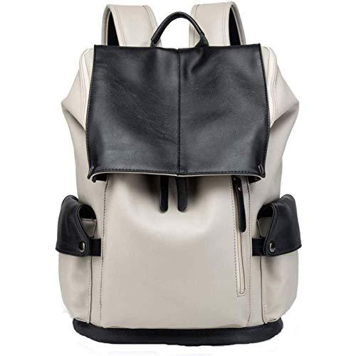 HHTD Mochilas para Hombres, Daypacks Casual, Escuela Colegio Bookbag Mochila Portátil Moda Bolsa Delgada Casual Vintage Daypack Satchel Bag para Mujer, Escuela, Negocios
