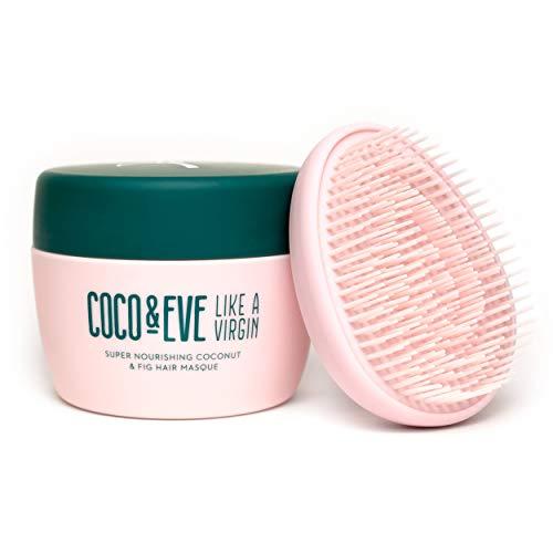 Coco & Eve - Masque capillaire Like a Virgin - noix de coco/figue - ultra nourrissant/soin en profondeur