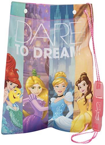 Disney Princesas - Bolsa de natación (PVC, impermeable)