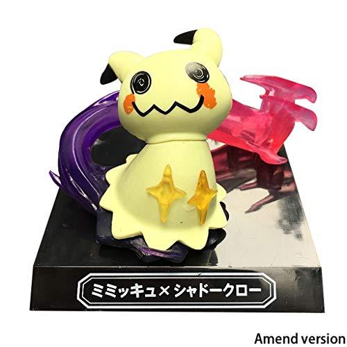 Lilongjiao Pokémon: Mimikyu Nendoroid Figura De Acción Figura De PVC
