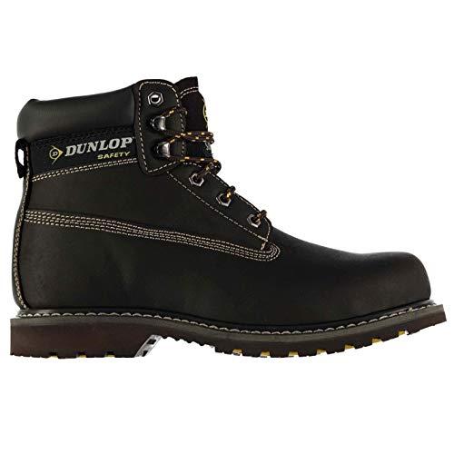 Dunlop Hombre Nevada Botas De Seguridad Marrón EU 42 (UK 8)