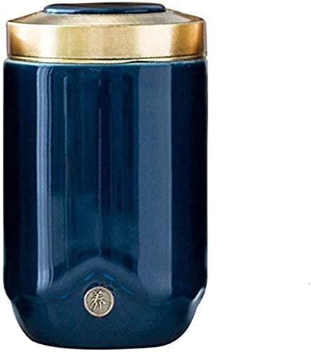 Ataúdes y urnas Urnas monumento del animal doméstico Be applicable compatible for la urna urna con las cenizas de perro / gato de la ceniza Be applicable compatible for adultos mascota urna con las ce