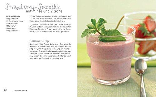 Smoothies, Shakes & Co. (Minikochbuch): Fruchtig, cremig und voller Vitamine (Minikochbuch Relaunch) Minikochbuch Relaunch - 5