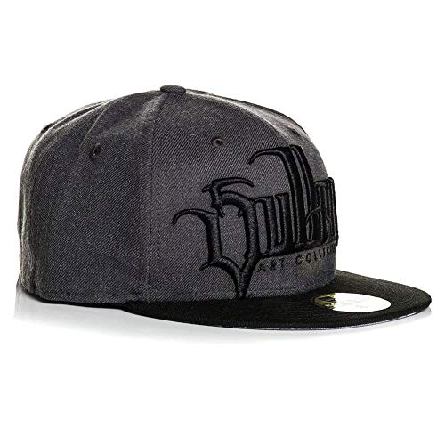 Sullen Men's Keaps Fitted Hat Black 7 1/8