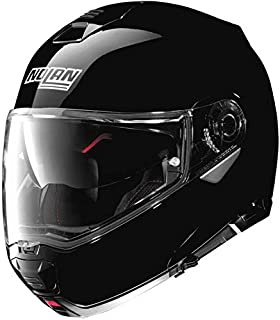 4into1 Nolan N100-5 Motorcycle Helmet - Black - XXXL