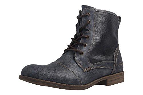 MUSTANG Damen 1157-549-820 Stiefel, Blau (Navy), 42 EU
