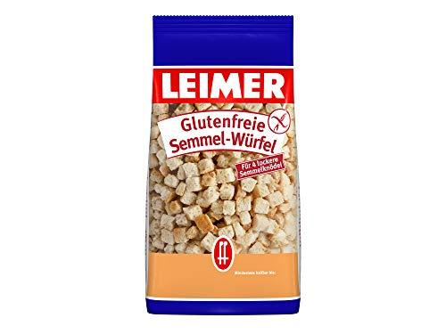 Leimer Glutenfreie Semmelwürfel - Knödelbrot, 175 g 038183